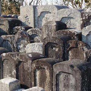 無縁墓が進む理由